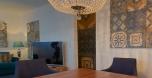 Wohnzimmer Appartement Marakesch