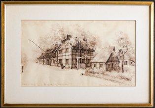 unser Haus vor ca. 250 Jahren